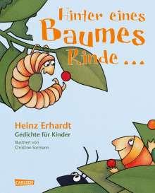 Heinz Erhardt: Hinter eines Baumes Rinde ..., Buch