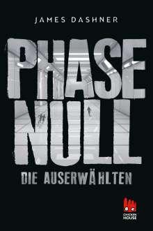 James Dashner: Phase Null - Die Auserwählten, Buch
