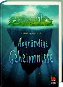 Lindsay Galvin: Abgründige Geheimnisse, Buch