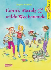 Dagmar Hoßfeld: Conni & Co 13: Conni, Mandy und das wilde Wochenende, Buch