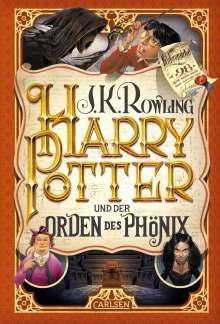 J. K. Rowling: Harry Potter 5 und der Orden des Phönix, Buch