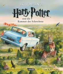 Joanne K. Rowling: Harry Potter 2 und die Kammer des Schreckens, Buch