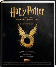 J. K. Rowling: Harry Potter und das verwunschene Kind: Die Entstehung - Hinter den Kulissen des gefeierten Theaterstücks, Buch