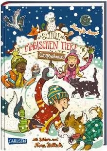 Margit Auer: Die Schule der magischen Tiere: Eingeschneit! Ein Winterabenteuer, Buch