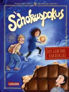Maja von Vogel: Schokuspokus 1: Der geheime Kakaoklau, Buch