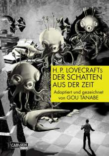 Gou Tanabe: H.P. Lovecrafts Der Schatten aus der Zeit, Buch