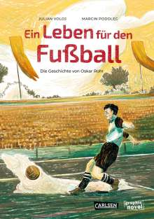 Julian Voloj: Ein Leben für den Fußball, Buch