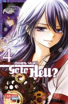 Hiro Fujiwara: Does Yuki Go to Hell 4, Buch