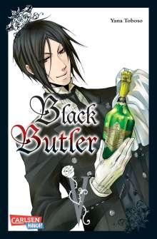 Yana Toboso: Black Butler 05, Buch