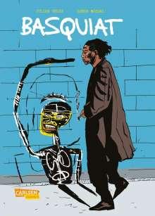 Julian Voloj: Basquiat, Buch
