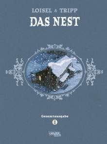 Jean-Louis Tripp: Das Nest Gesamtausgabe 1, Buch