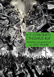 Gou Tanabe: H.P. Lovecrafts Cthulhus Ruf, Buch