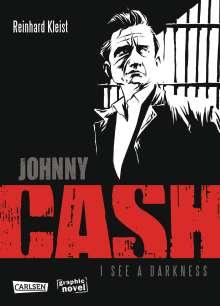 Reinhard Kleist: Johnny Cash, Buch