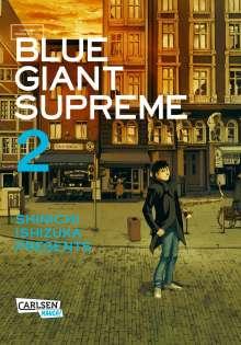 Shinichi Ishizuka: Blue Giant Supreme 2, Buch