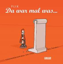 Flix: Da war mal was ... (erweiterte Auflage), Buch