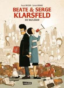 Pascal Bresson: Beate und Serge Klarsfeld: Die Nazi-Jäger, Buch
