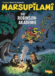 André Franquin: Marsupilami 02: Die Robinson-Akademie, Buch