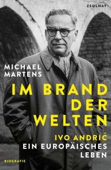 Michael Martens: Im Brand der Welten, Buch