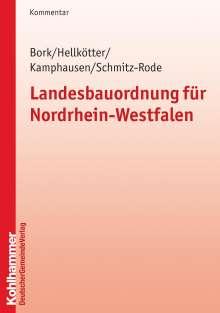 Gundolf Bork: Landesbauordnung für Nordrhein-Westfalen, Buch