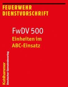 Einheiten im ABC-Einsatz, Buch