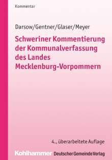 Schweriner Kommentierung der Kommunalverfassung des Landes Mecklenburg-Vorpommern, Buch