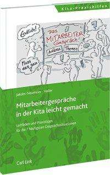 Anne Haller: Mitarbeitergespräche in der Kita leicht gemacht, Buch