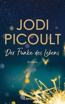 Jodi Picoult: Der Funke des Lebens, Buch