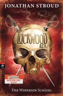 Jonathan Stroud: Lockwood & Co. 02 - Der Wispernde Schädel, Buch