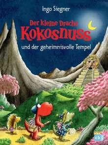 Ingo Siegner: Der kleine Drache Kokosnuss und der geheimnisvolle Tempel, Buch