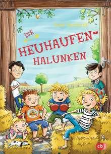 Sven Gerhardt: Die Heuhaufen-Halunken, Buch