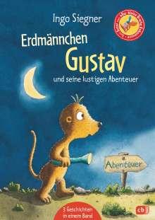 Ingo Siegner: Erdmännchen Gustav und seine lustigsten Abenteuer, Buch