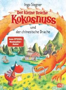 Ingo Siegner: Der kleine Drache Kokosnuss und der chinesische Drache, Buch