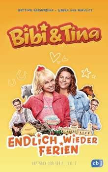 Bettina Börgerding: Bibi & Tina - Endlich wieder Ferien, Buch