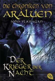 John Flanagan: Die Chroniken von Araluen 05. Der Krieger der Nacht, Buch