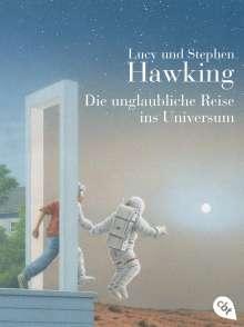 Lucy Hawking: Die unglaubliche Reise ins Universum, Buch
