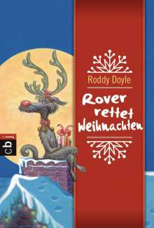 Roddy Doyle: Rover rettet Weihnachten, Buch