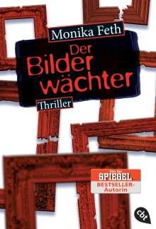 Monika Feth: Der Bilderwächter, Buch