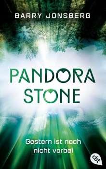 Barry Jonsberg: Pandora Stone - Gestern ist noch nicht vorbei, Buch