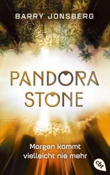 Barry Jonsberg: Pandora Stone - Morgen kommt vielleicht nie mehr, Buch