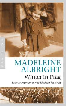 Madeleine K. Albright: Winter in Prag, Buch