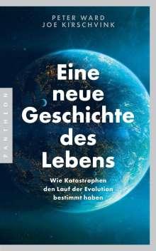 Joe Kirschvink: Eine neue Geschichte des Lebens, Buch