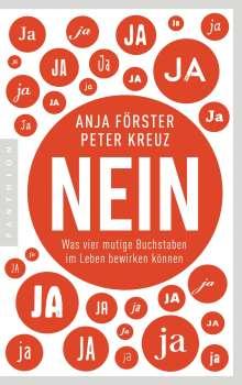 Anja Förster: Nein, Buch