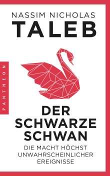 Nassim Nicholas Taleb: Der Schwarze Schwan, Buch