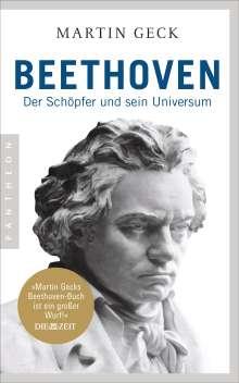 Martin Geck: Beethoven, Buch