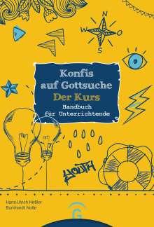 Hans-Ulrich Keßler: Konfis auf Gottsuche - der Kurs, Buch