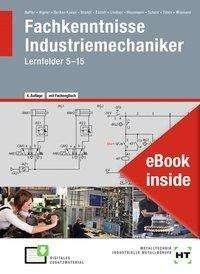 Reiner Haffer: eBook inside: Buch und eBook Fachkenntnisse Industriemechaniker, Buch