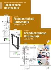 Günther Au: Paketangebot Holztechnik III, Buch