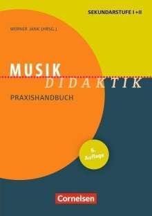 Jörg Breitweg: Musik-Didaktik. Praxishandbuch für die Sekundarstufe I und II, Buch