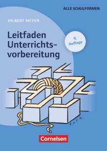 Hilbert Meyer: Leitfaden Unterrichtsvorbereitung, Buch