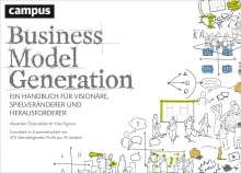 Alexander Osterwalder: Business Model Generation, Buch